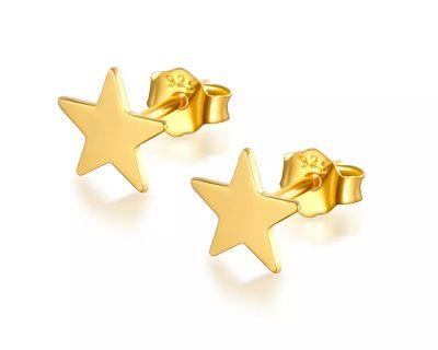 Basic Star Studs